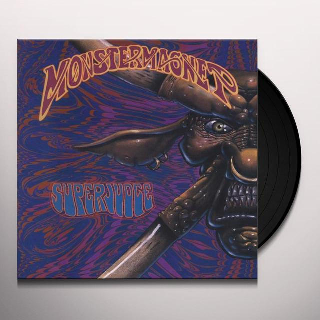 Monster Magnet SUPERJUDGE Vinyl Record