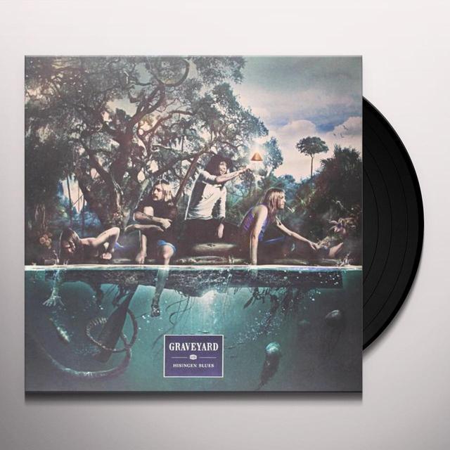 Graveyard HISINGEN BLUES Vinyl Record - Holland Import