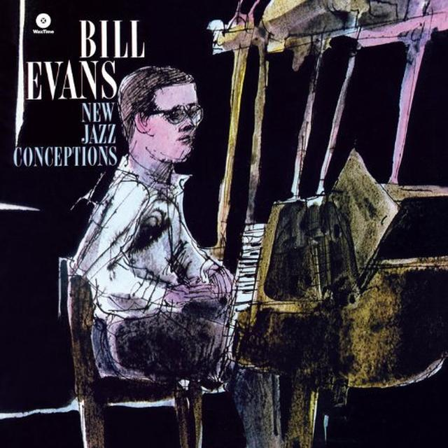 Bill Evans NEW JAZZ CONCEPTIONS Vinyl Record - 180 Gram Pressing