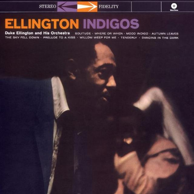 Duke Ellington & His Cotton Club Orchestra ELLINGTON INDIGOS (BONUS TRACK) Vinyl Record - 180 Gram Pressing