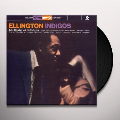 Duke Ellington & His Cotton Club Orchestra ELLINGTON INDIGOS Vinyl Record