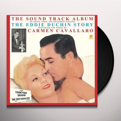 Carmen Cavallaro EDDY DUCHIN STORY Vinyl Record - 180 Gram Pressing