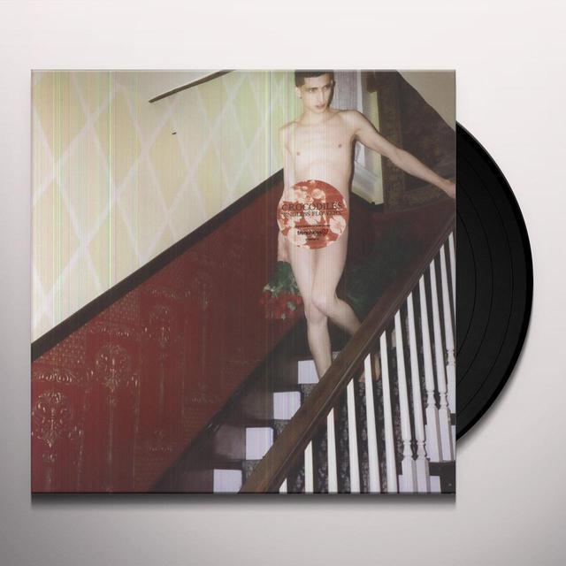 CROCODILES Vinyl Record