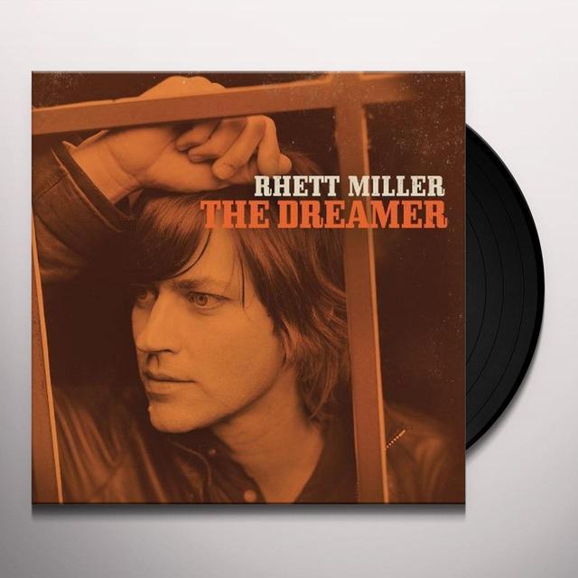 Rhett Miller DREAMER Vinyl Record