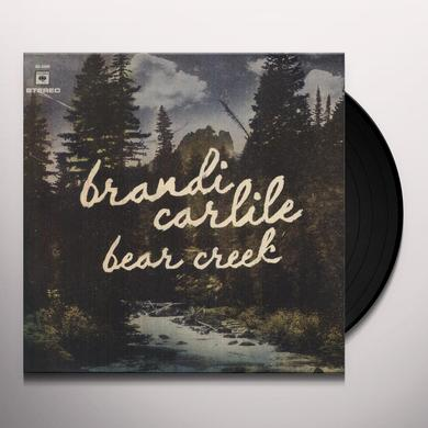 Brandi Carlile BEAR CREEK Vinyl Record - w/CD
