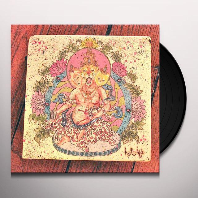 Hot Iqs HOUNDSTOOTH Vinyl Record
