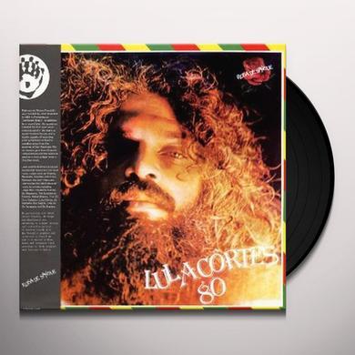 Lula Cortes ROSA DE SANGUE Vinyl Record