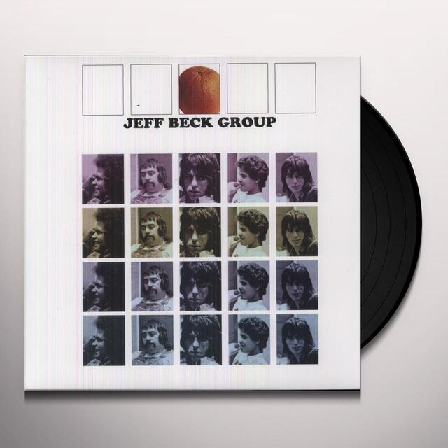 JEFF BECK GROUP Vinyl Record