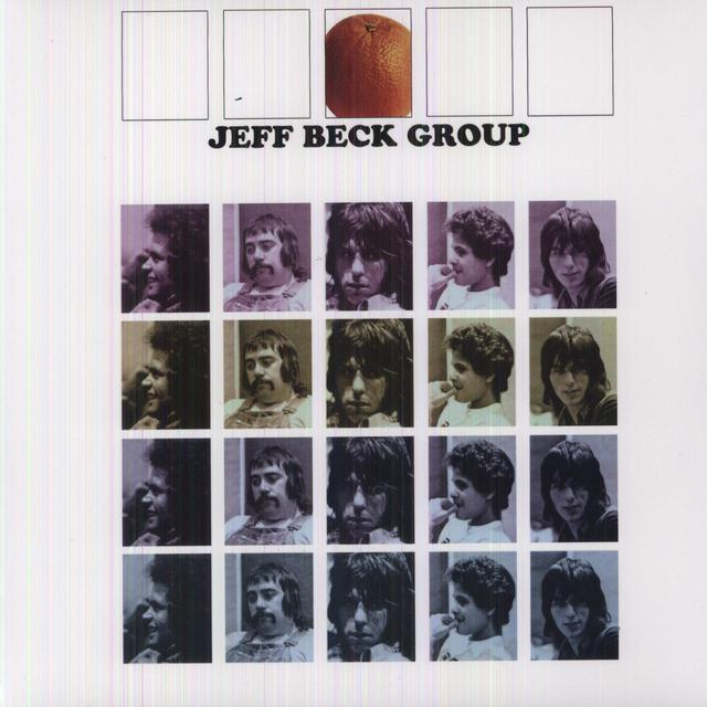 JEFF BECK GROUP Vinyl Record