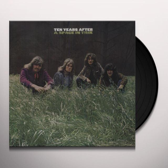 Ten Years After SPACE IN TIME Vinyl Record