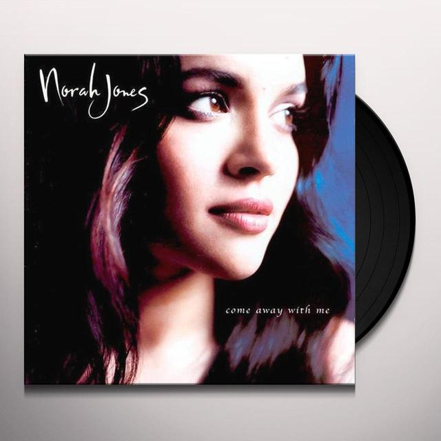 Norah Jones COME AWAY WITH ME Vinyl Record - 200 Gram Edition, Remastered