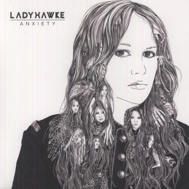 Ladyhawke ANXIETY Vinyl Record