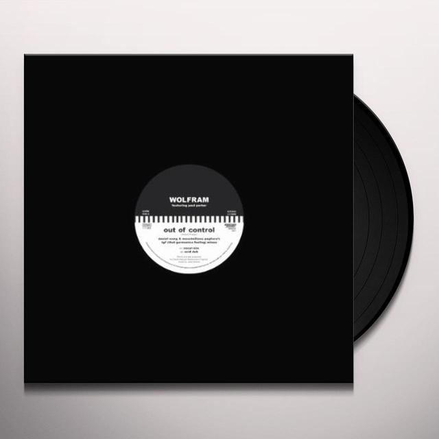 Wolfram OUT OF CONTROL REMIXES Vinyl Record