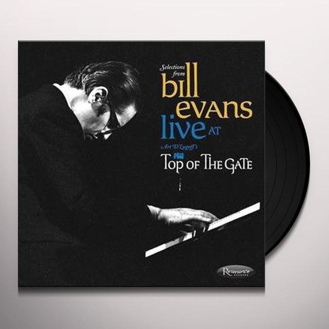 Bill Evans LIVE AT ART DLUGOFF'S TOP OF THE GATE (BOX) Vinyl Record