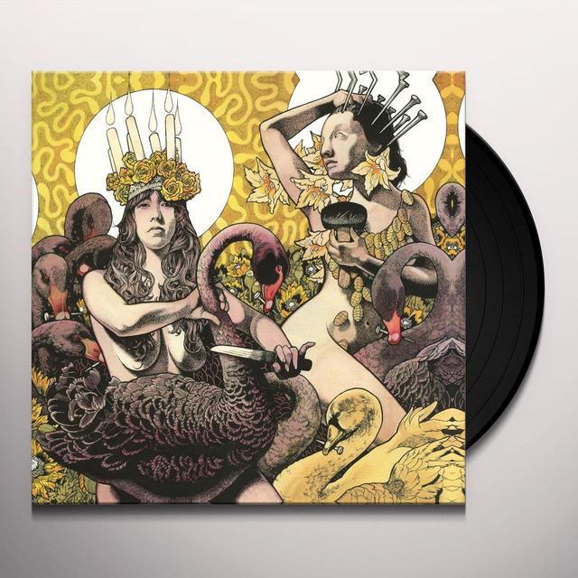Baroness YELLOW & GREEN Vinyl Record