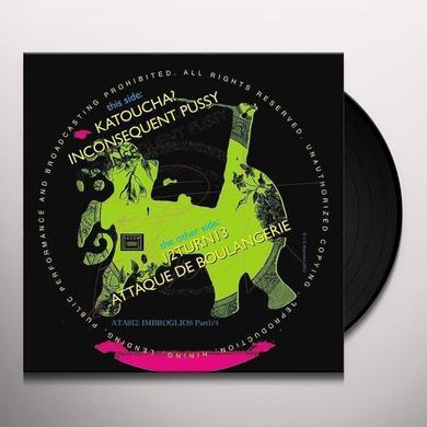 Pépé Bradock IMBROGLIOS PART 1/4 Vinyl Record