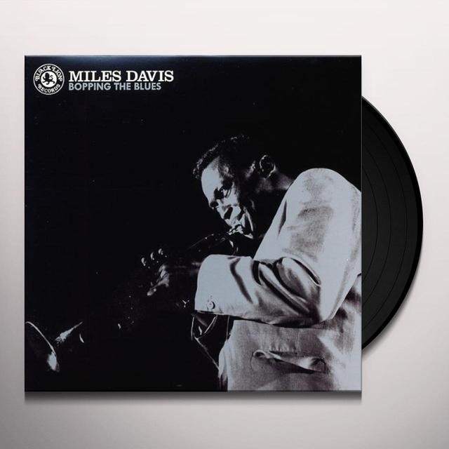 Miles Davis BOPPING THE BLUES Vinyl Record