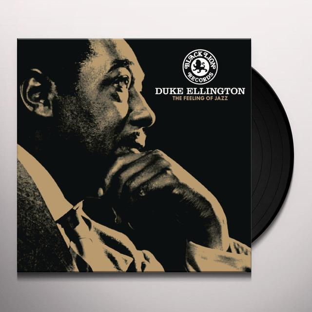 Duke Ellington FEELING OF JAZZ Vinyl Record
