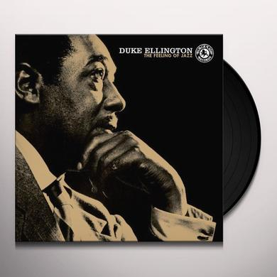 Duke Ellington FEELING OF JAZZ Vinyl Record - 180 Gram Pressing