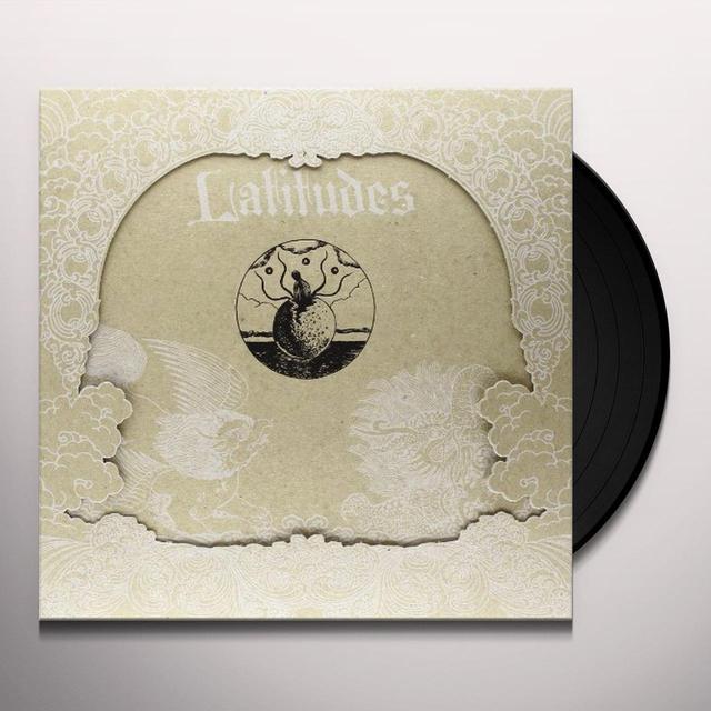 Grumbling Fur ALICE Vinyl Record