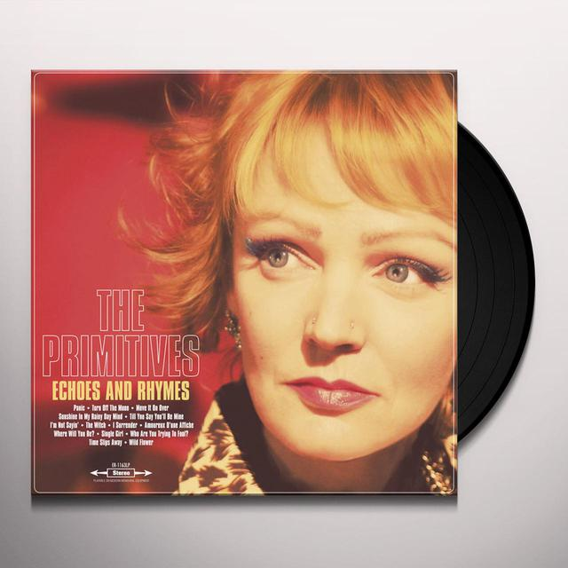 The Primitives ECHOES & RHYMES Vinyl Record