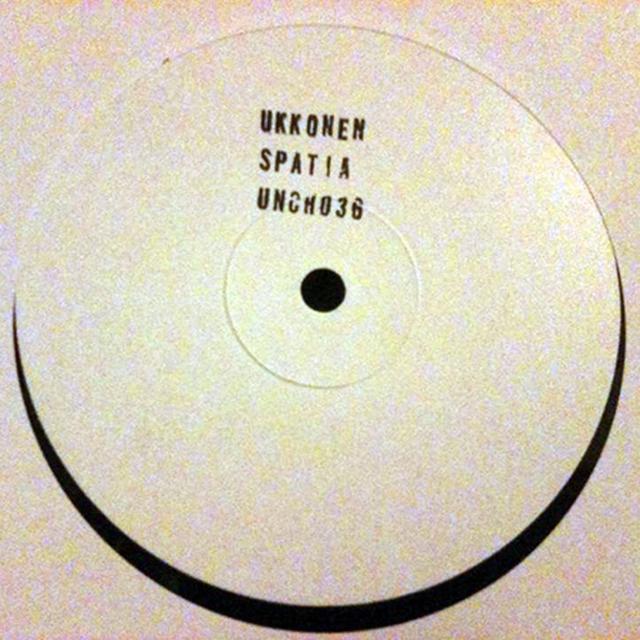 Ukkonen SPATIA Vinyl Record
