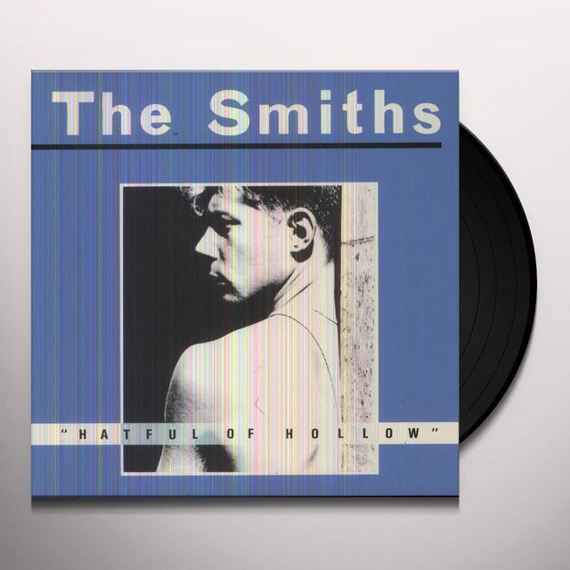 The Smiths HATFUL OF HOLLOW Vinyl Record - 180 Gram Pressing