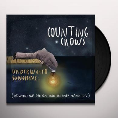 Counting Crows UNDERWATER SUNSHINE Vinyl Record