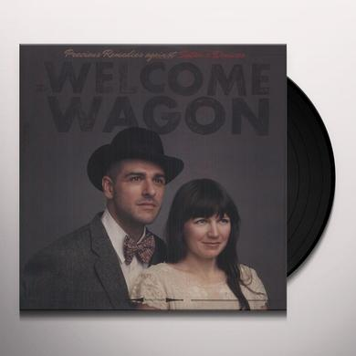 Welcome Wagon PRECIOUS REMEDIES AGAINST SATANS DEVICES Vinyl Record