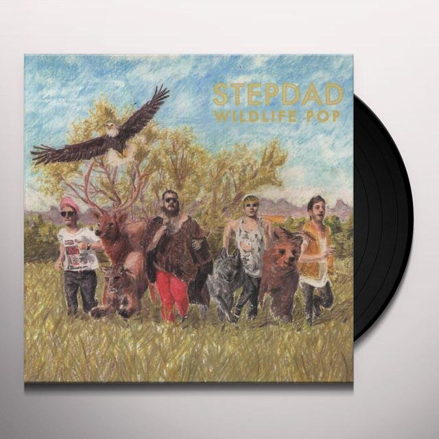 Stepdad WILDLIFE POP Vinyl Record