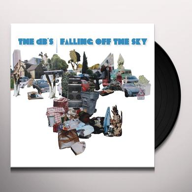 Db's FALLING OFF THE SKY Vinyl Record - w/CD, MP3 Download Included