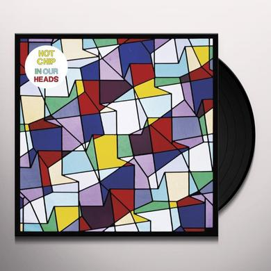 Hot Chip IN OUR HEADS Vinyl Record - MP3 Download Included