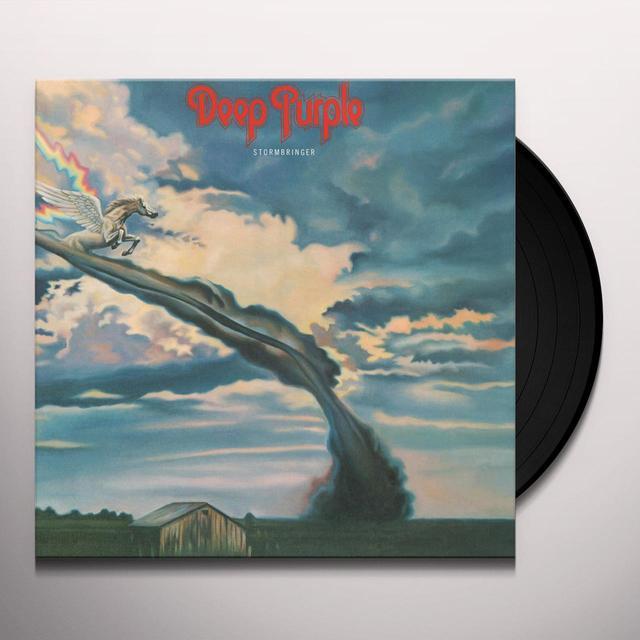 Deep Purple STORMBRINGER Vinyl Record