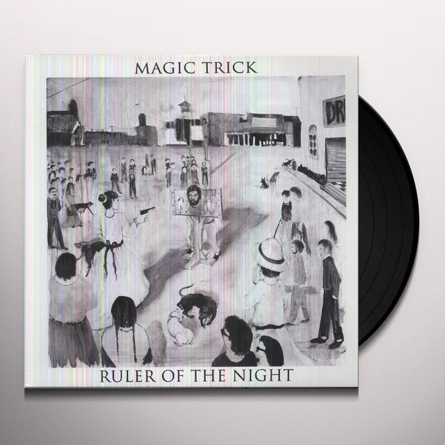 Magic Trick RULER OF THE NIGHT Vinyl Record