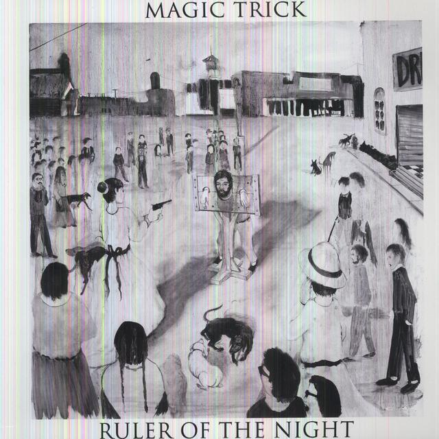 Magic Trick RULER OF THE NIGHT Vinyl Record