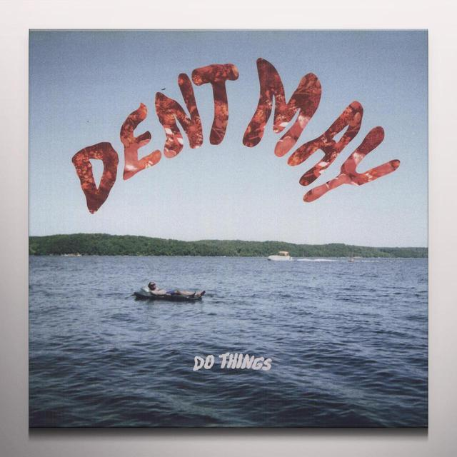 Dent May DO THINGS Vinyl Record - Colored Vinyl, Limited Edition, MP3 Download Included