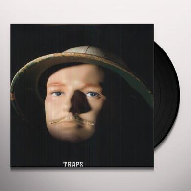 Jaill TRAPS Vinyl Record - MP3 Download Included
