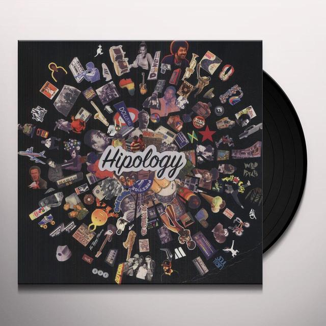 Visioneers HIPOLOGY Vinyl Record