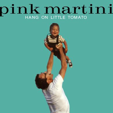 Pink Martini HANG ON LITTLE TOMATO LP Vinyl Record