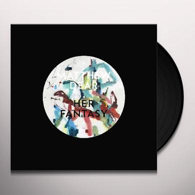 Matthew Dear HER FANTASY Vinyl Record