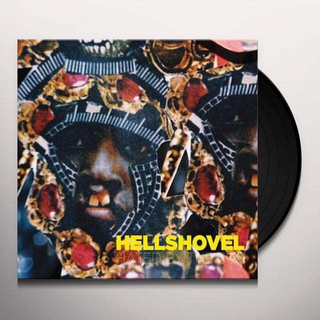Hellshovel HATED BY THE SUN Vinyl Record
