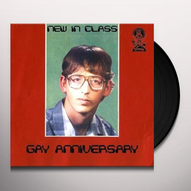 Gay Anniversary NEW IN CLASS Vinyl Record