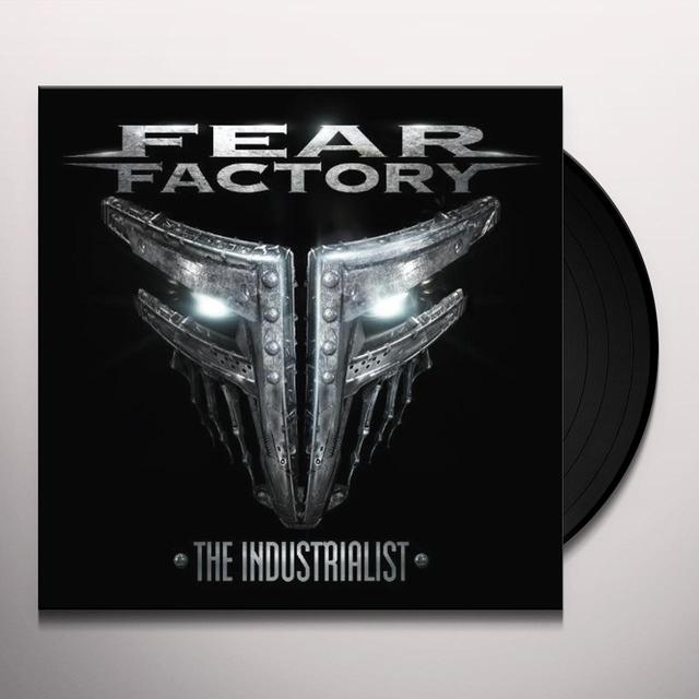 Fear Factory INDUSTRIALIST Vinyl Record