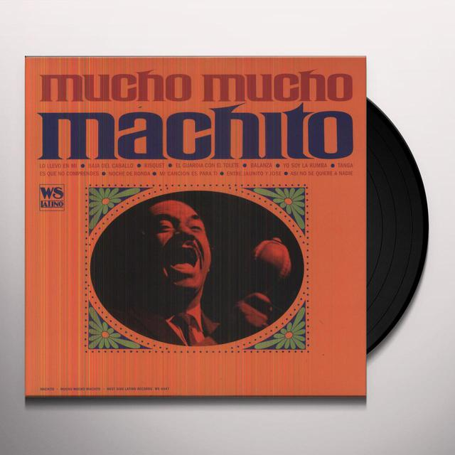 Machito & His Orchestra MUCHO MUCHO MACHITO Vinyl Record