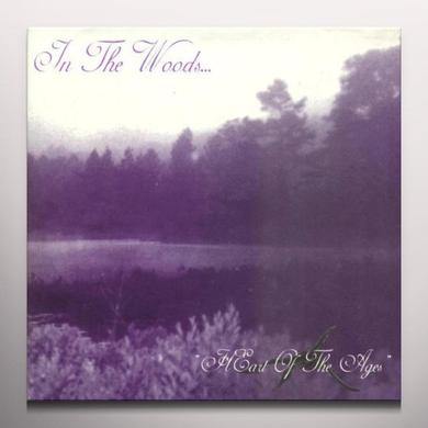 In The Woods HEART OF AGES Vinyl Record - Colored Vinyl, Limited Edition, 180 Gram Pressing, Purple Vinyl