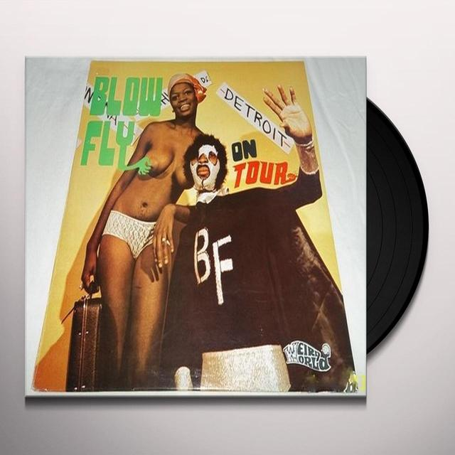 Blowfly ON TOUR Vinyl Record
