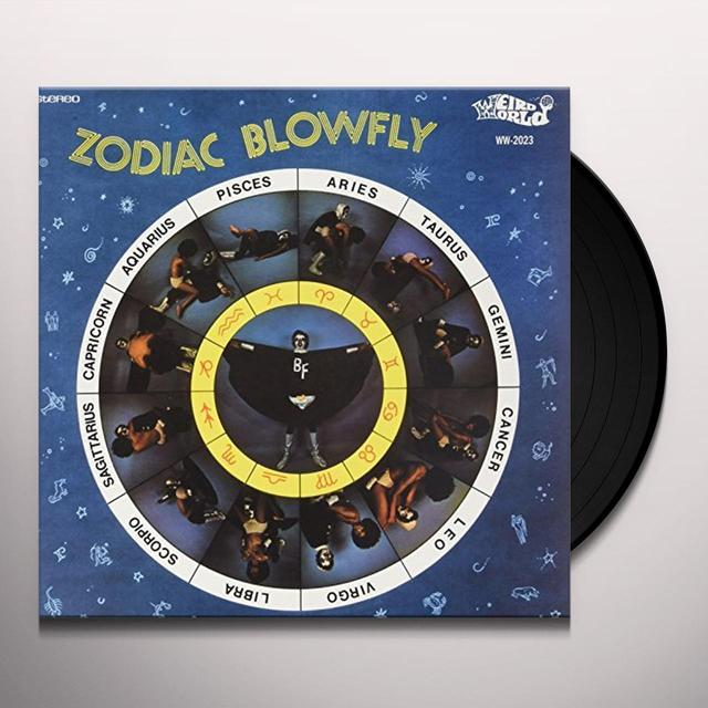 Blowfly ZODIAC Vinyl Record