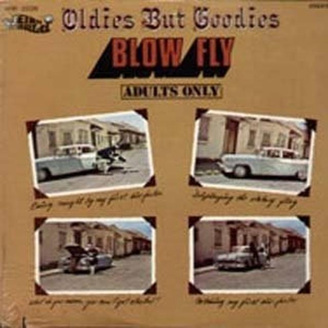 Blowfly OLDIES BUT GOODIES Vinyl Record