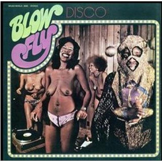BLOW FLY'S DISCO Vinyl Record