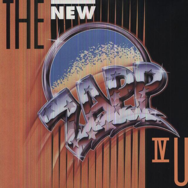 NEW ZAPP IV: U COMPUTER LOVE Vinyl Record